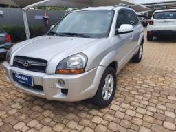 Hyundai / Tucson 2.0 GLSB 16V FLex Aut (Km 58.800)