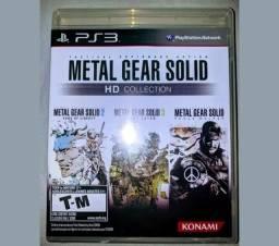 Jogo Metal Gear Solid HD Collection 3 em 1