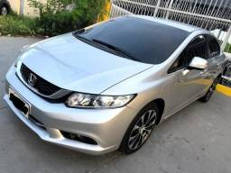 Civic 2015 lxr cokm multimidia aceito financiamento - 2015