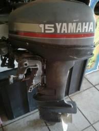 Vendo motor popa 15