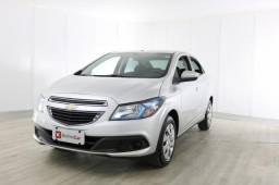 Chevrolet PRISMA 1.4 MPFI LT 8V FLEX 4P MANUAL - Prata - 2015 - 2015