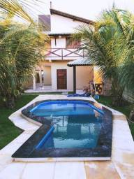 Alugueis de casas de praia de frente para o mar, com piscina e ar condicionado.