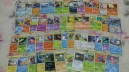 52 cartas pokémon