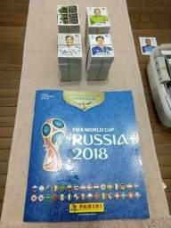 Figurinhas Copa do Mundo 2018