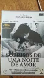 Dvd Sorrisos de uma noite de amor