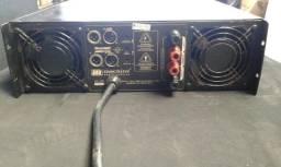 Amplificador De Potência 9400W PSL-9400 - Machine - Usada