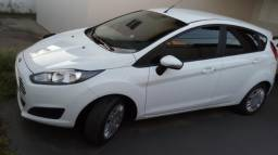 Ford New Fiesta powershift 1.6 automático 9.500km garantia 2 anos - 2017