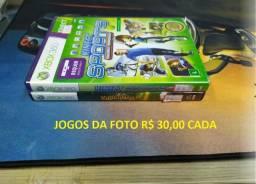 Jogos de xbox 360 originais a partir de 30 reais confira