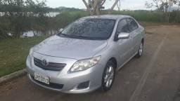 Corolla GLI 1.8 com GNV - 2011