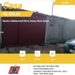 AL CSf 0103 - Casa, Térreo - Novo Gama -GO