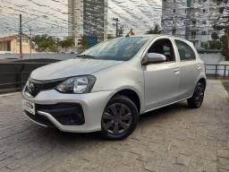 Toyota Etios 1.3 2019 ( Aceito Troca ) - 2019