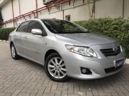 Toyota Corolla SE-G 1.8 Flex - 2010 - Impecável - C/ Multimídia - 2010