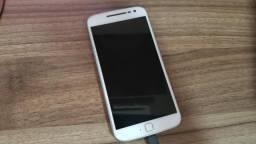 Smartphone Motorola Moto G4 Plus Bambu com 32GB, Tela de 5.5'', Dual Chip