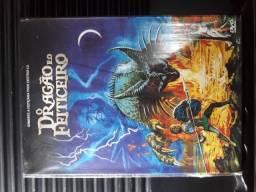 Dvd o dragão e o feiticeiro