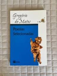 Poesias Selecionadas/ autor: Gregório de Matos