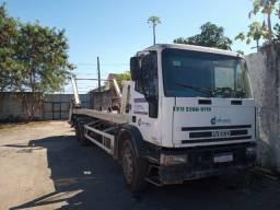 Poli Guindaste Triplo Art. Caminhão Iveco Ectector 230 E 22 N
