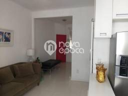Apartamento à venda com 1 dormitórios em Flamengo, Rio de janeiro cod:FL1AP42847
