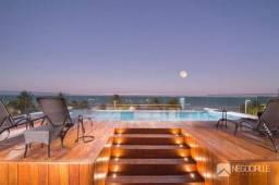 Flat com 1 dormitório à venda, 23 m² por R$ 359.000,00 - Cabo Branco - João Pessoa/PB