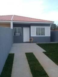 Casa com 3 dormitórios à venda, 67 m² por R$ 230.000 - Campina da Barra - Araucária/PR