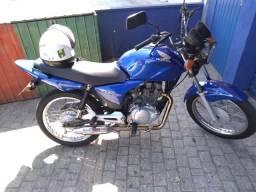 Cg 150 com partida - 2004