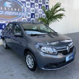 Renault - logan 1.0 expres. 2019 - completo - 2019