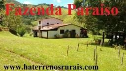 Fazenda Paraíso 418 Hectares -Sítio 40 Hectares Liberdade