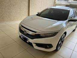 Civic touring turbo 18/18 Branca pérola - 2018
