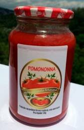 Molho de Tomate Artesanal c/ produtos naturais e fresco s/ conservantes
