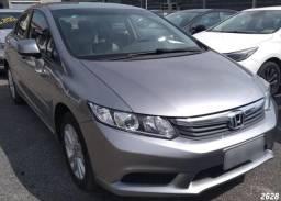 HONDA CIVIC 1.8 LXS 16V FLEX 4P AUTOMÁTICO - 2014
