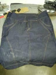 Corte de saias jeans 10 reais