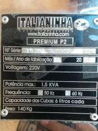 Máquina de sorvete Italianinha P2