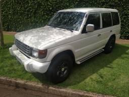 Pajero GLX 2.8 4x4 diesel 1993 (repasse) - 1993