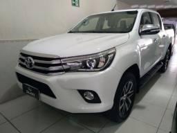 Toyota hillux cd SRX aut 2.8