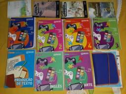 Livros 6°- Ano coleção Trilhas sistema de ensino