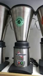 Liquidificador industrial 6 litros (novo) Alecs