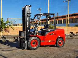 Empilhadeira Hangcha Diesel | 5 toneladas| Torre Duplex |