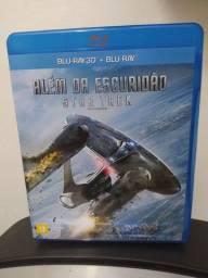 Blu Ray Duplo 3D Star Trek