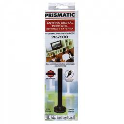 R$49,99 Antena Digital Portátil Ima Prismatic Interna E Externa