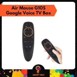 Controle Remoto Air Mouse Google Voice TV e TV Box