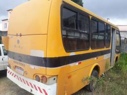 Micro ônibus vw caio piccolino
