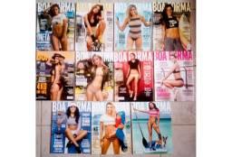 Revista Boa Forma - Ano 2017 (lote Com 11 Revistas)