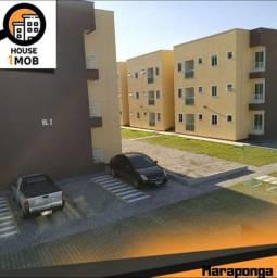 Apartamentos novos na Maraponga/2 quartos Prontos