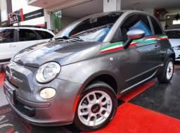 Fiat 500 impecável! De procedência