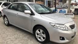 Corolla GLi 1.8 - 2010 - Prata