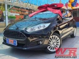 Ford New Fiesta Hatch Titanium 1.6 Flex Automático, Baixo KM!