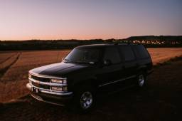 Chevrolet Grand Blazer Diesel 4.2 DlxT Turbo 98/99