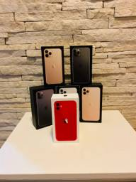 Iphone 11 novo , red ou Branco