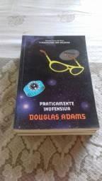 Guia do Mochileiro das Galáxias 5 vol.