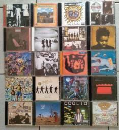 CDs 20 reais cada