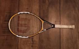 Raquete de tênis Wilson nFocus Hybrid